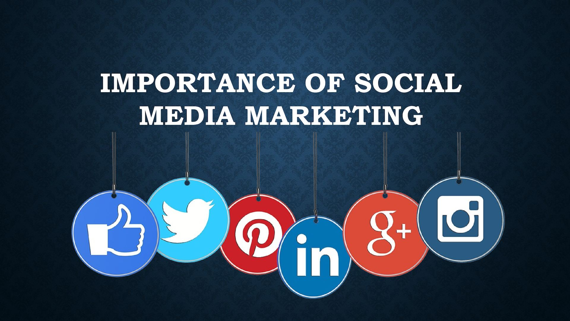 importance of smm