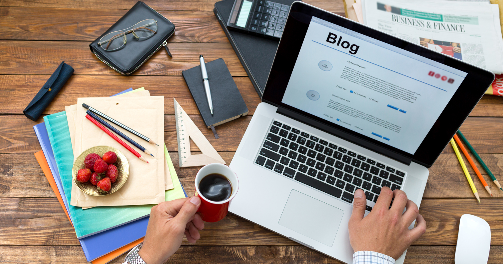 What can make a good blog post?