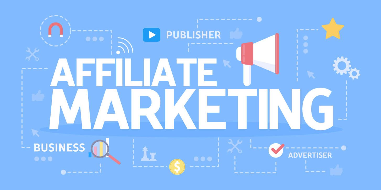 affiliate marketing - promote your business for free